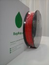 PLA RepRap PT - 1.75mm 500gr - Vermelho RAL 3020