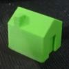 PLA RepRap PT - 1.75mm 1Kg - Verde Nuclear