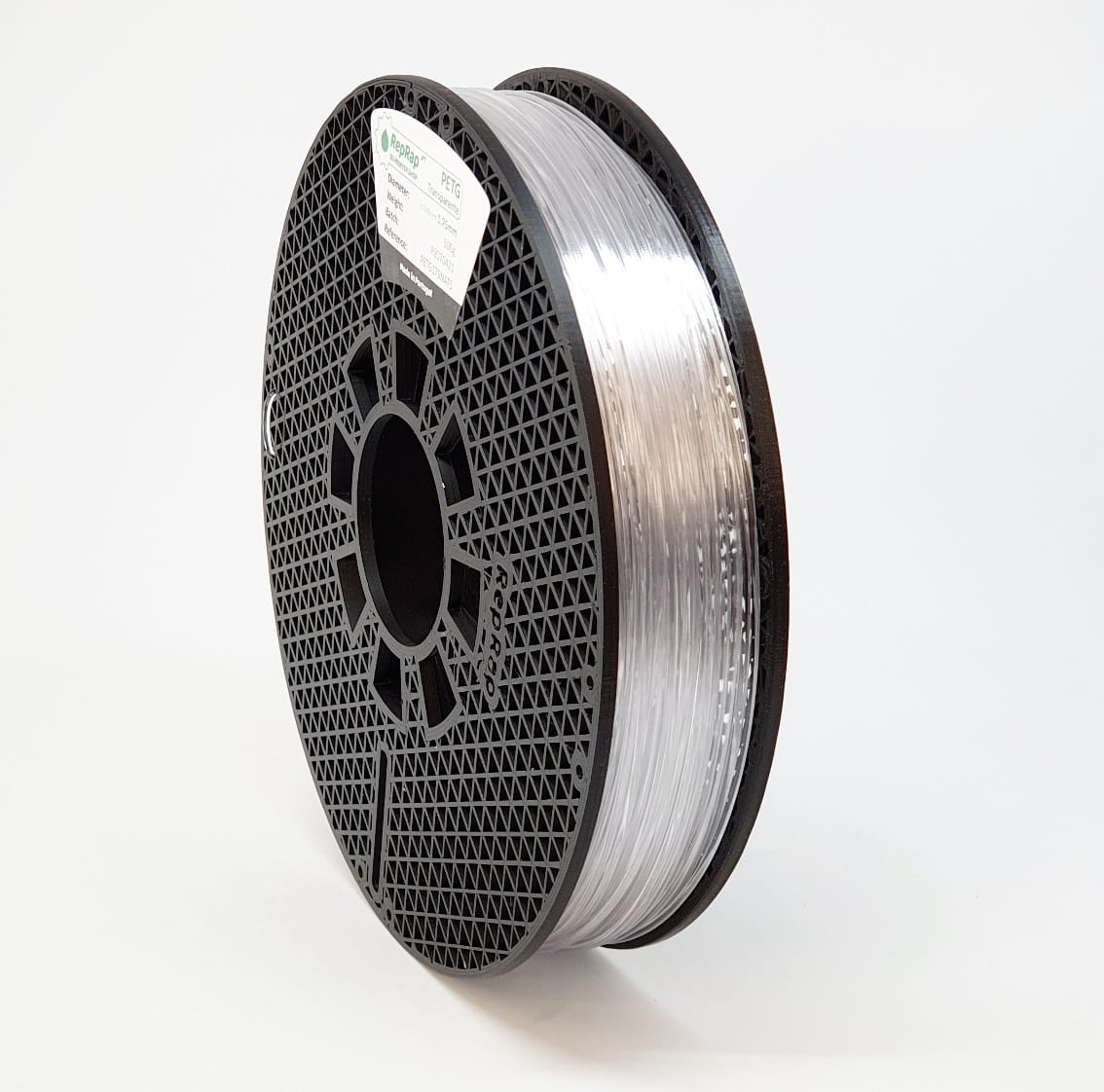 PETg RepRap PT - 1.75mm 500gr -  Transparente / Natural