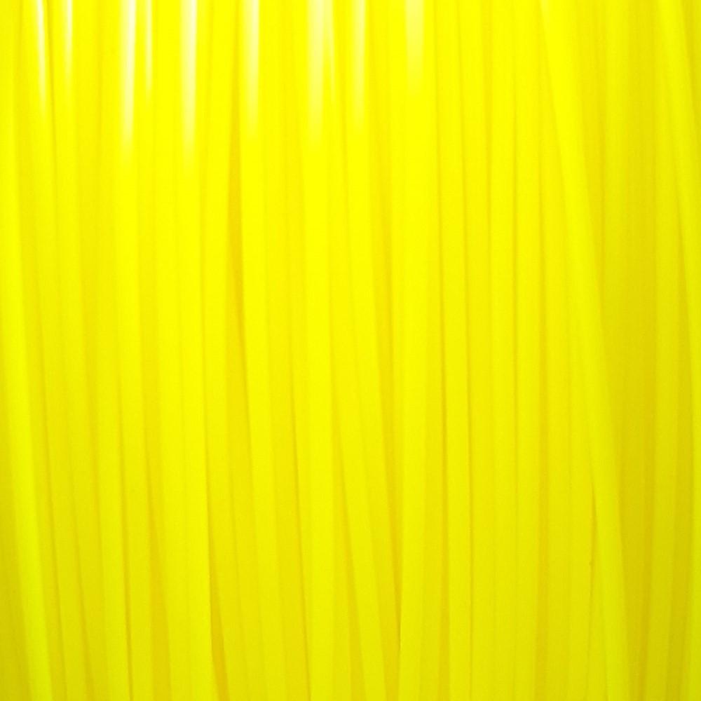 PLA Mais RepRap PT - 1.75mm 1Kg - Amarelo Fluor