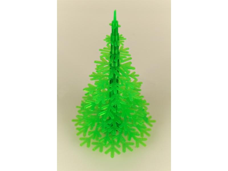 PETG Filament PM - 1.75mm 1Kg - Verde Transparente
