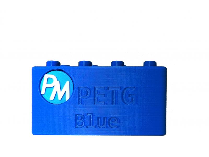 PETG Filament PM - 1.75mm 1Kg - Azul