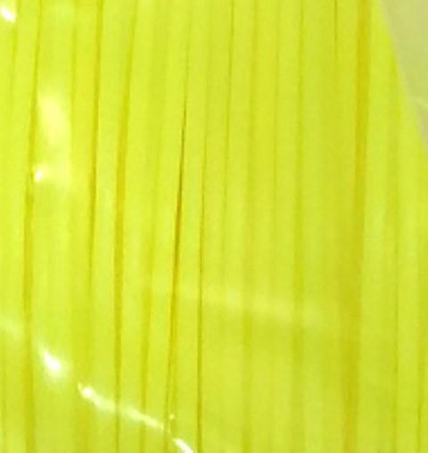 PLA RepRap PT - 1.75mm 1Kg - Amarelo Fluor v2