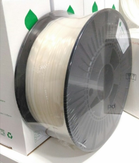 PLA RepRap PT - 1.75mm 1Kg - Natural