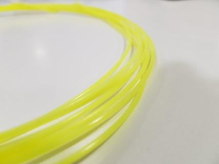 PLA RepRap.pt (Origem PT) Amarelo Fluor - Amostra Grátis