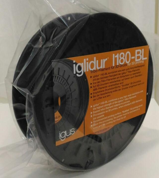 iglidur® I180 1.75mm 250gr - Preto