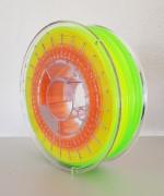 PLA RepRap PT - 1.75mm 750g - Multicolor - Laranja, amarelo e Verde Fluor (PT)