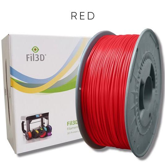 PLA Tucab 4032D - 1.75mm 1Kg - Vermelho