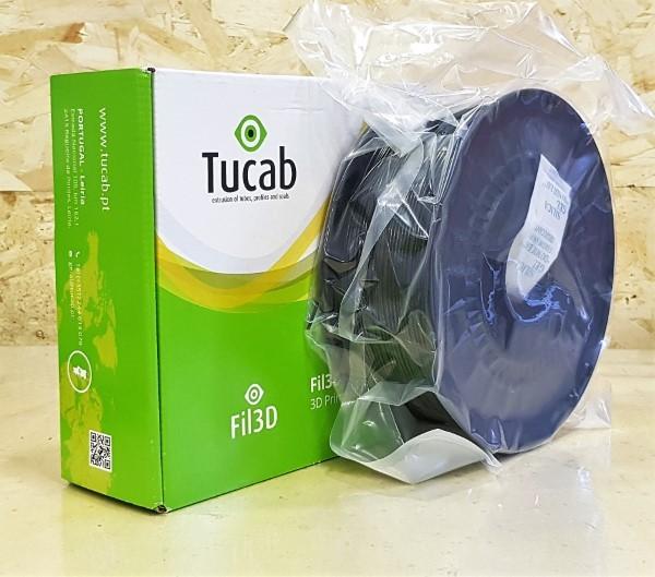 PLA Tucab 4032D - 1.75mm 1Kg - Preto