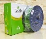 PETg Tucab - 1.75mm 1Kg - Verde Traslúcido