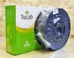 PLA Tucab - 1.75mm 1Kg - Cinza