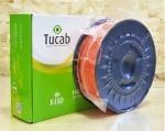 PLA Tucab - 1.75mm 1Kg - Laranja