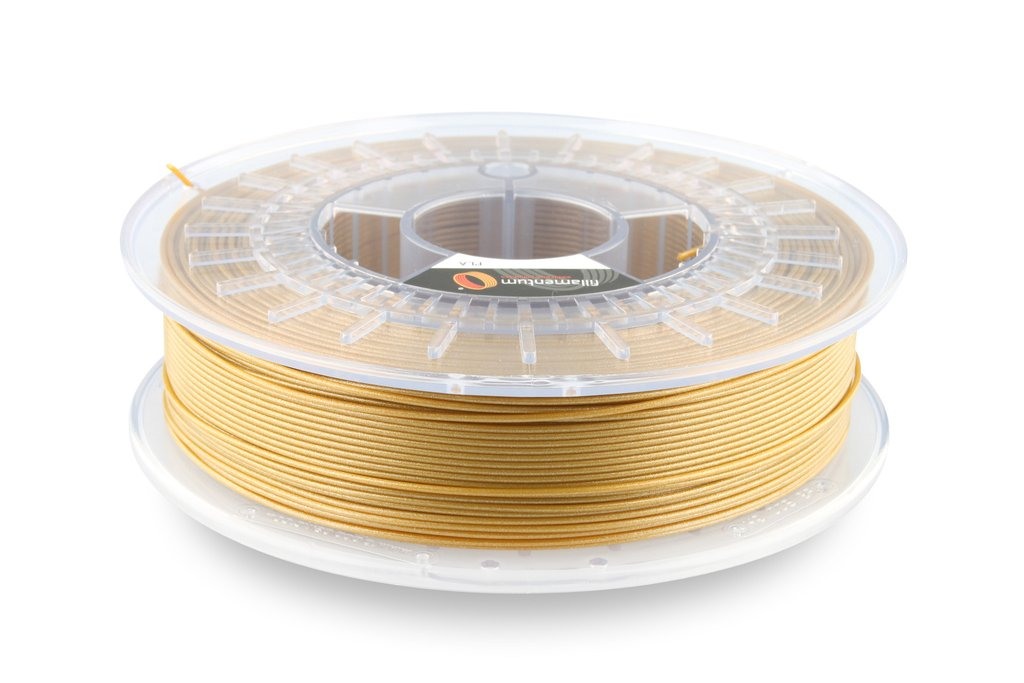 PLA Fillamentum - 1.75mm 750Gr - Gold Happens