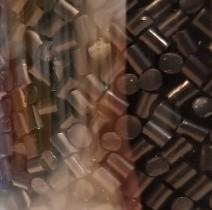 Corante Preto PLA 40gr +/-2a5% Dosagem