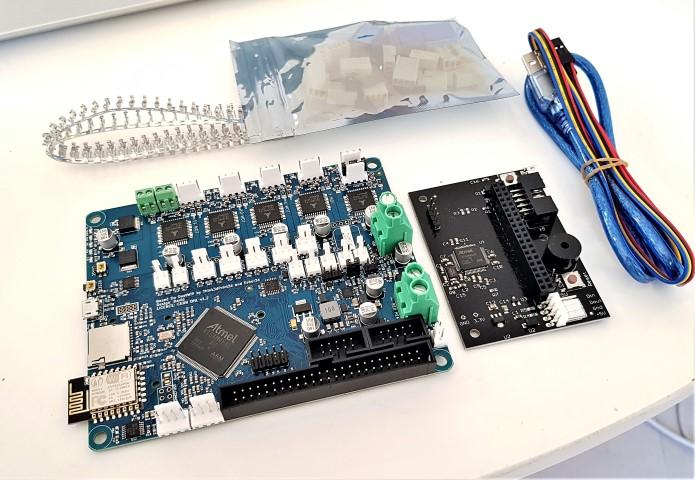 Duet Wifi 32 bits (based on) Kit sem LCD