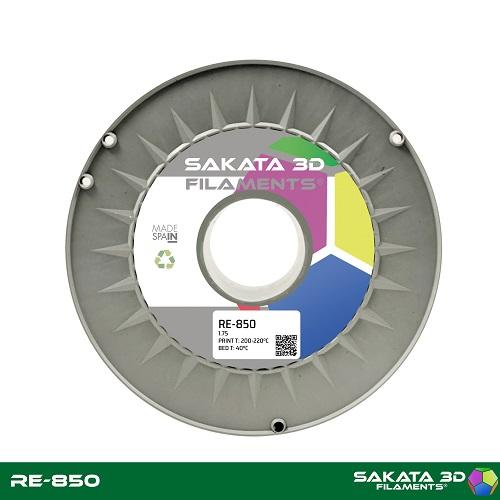 PLA INGEO 3D850 Sakata 3D - 1.75mm 1Kg - Reciclado
