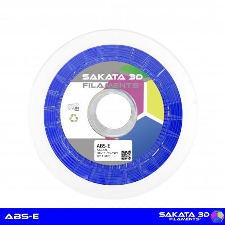 ABS-E Sakata 3D - 1.75mm 1Kg - BLUE