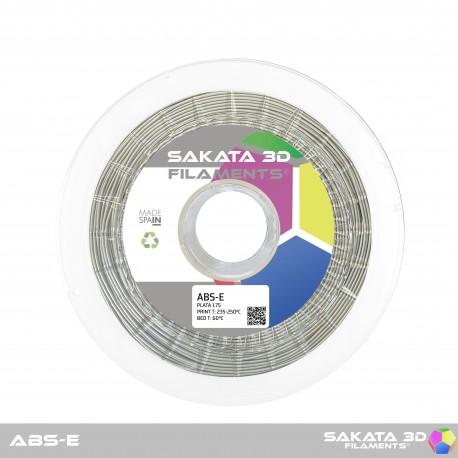 ABS-E Sakata 3D - 1.75mm 1Kg - SILVER