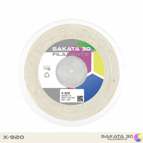 Flexível X-920 Sakata 3D - 1.75mm 450gr - WHITE