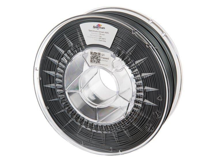 ABS SMART Spectrum - 1.75mm 1Kg - Dark Grey (RAL7011)