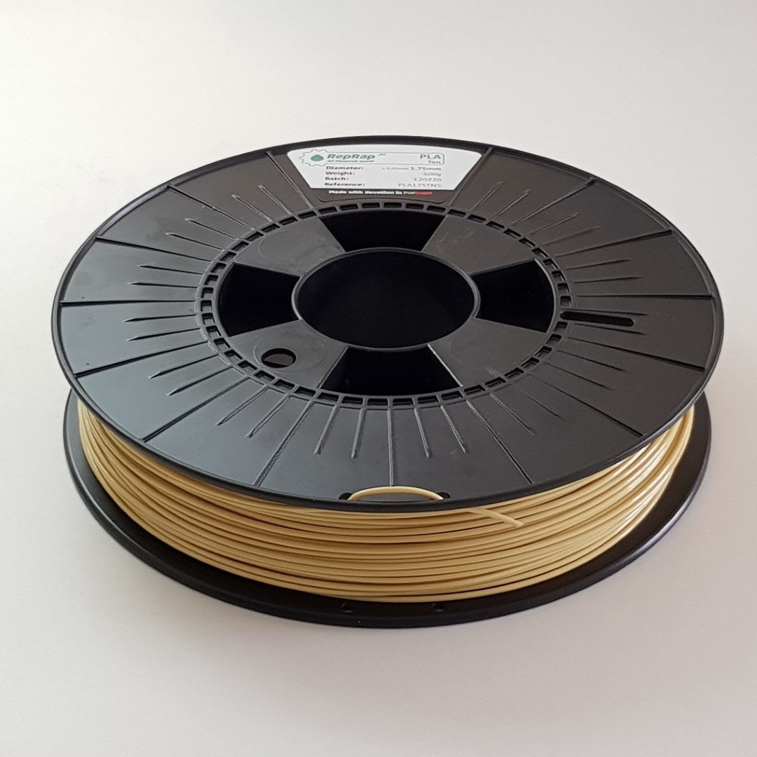 PLA RepRap PT - 1.75mm 500gr - Tan