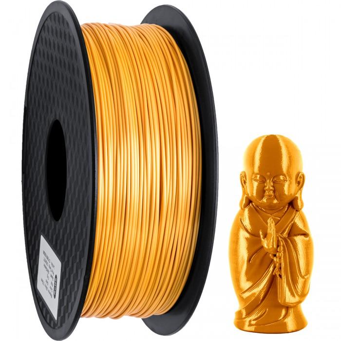 PLA Geeetech - 1.75mm 1kg - Dourado
