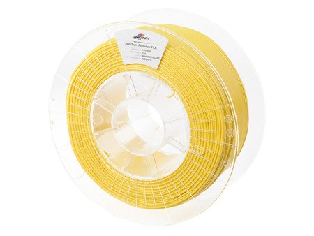 PLA Spectrum - 1.75mm 1Kg - Bahama Yellow (RAL1018)