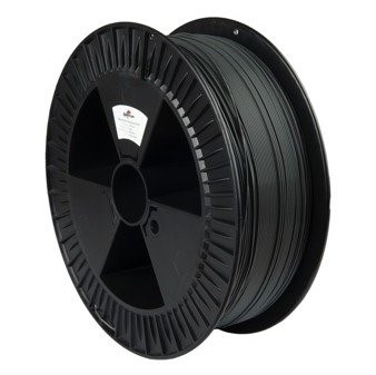 PLA Spectrum - 1.75mm 2Kg - Deep Black (RAL9071)