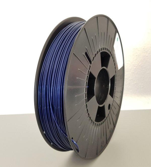 PETg RepRap PT - 1.75mm 500gr - Azul metalizado (PT)