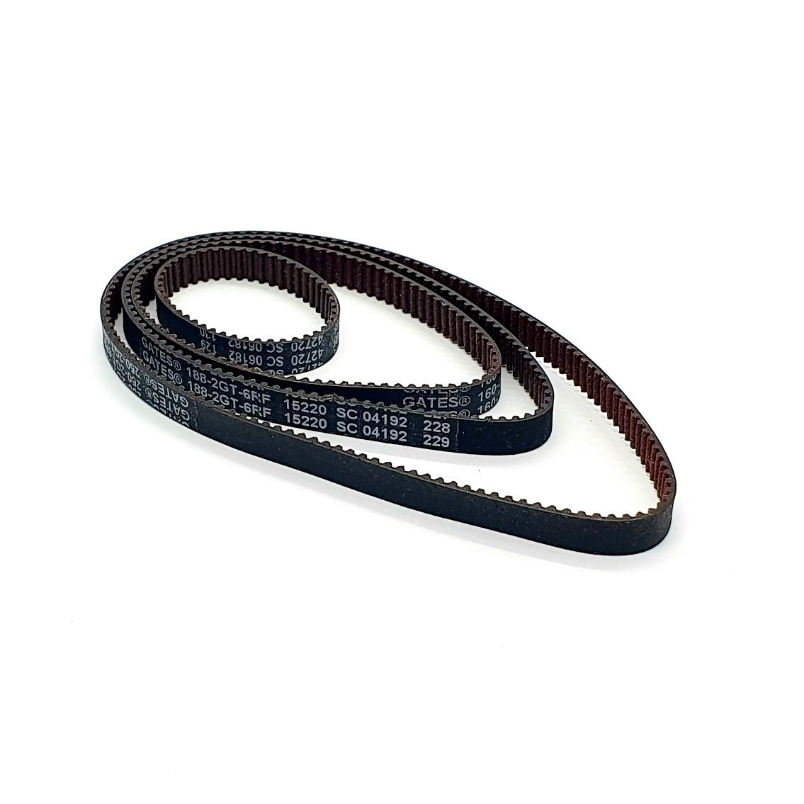 Correia GT2 Circuito Fechado 46mm - Closed Loop 92-gt2-6 Gates