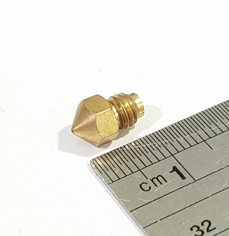 Nozzle Cyclop - Rosca M5 - 0.4mm