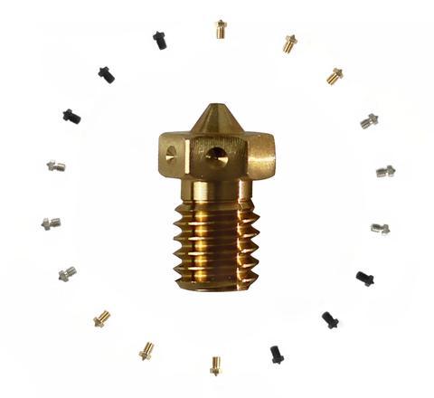 Nozzle para e3D - Filamento 1.75mm - 0.8mm (e3d original)