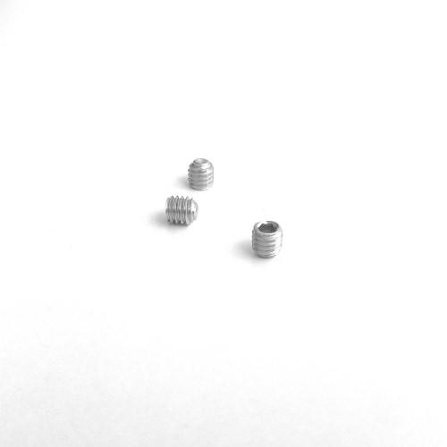 Parafuso sextavado M2.5x4 - Grub Screw