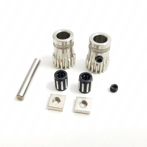 Polia ou Engrenagem dentada Bondtech Drivegear - Para Prusa MK3 (Original)