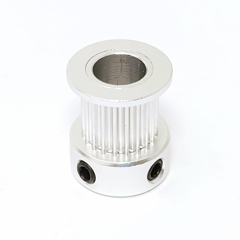 Polia Gt2 - 20 Dentes 8mm alumínio (Larga)