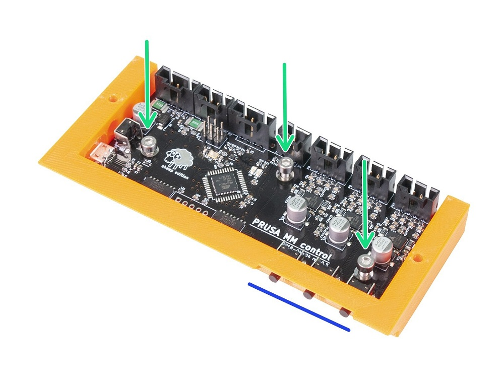 Board para MMU2S