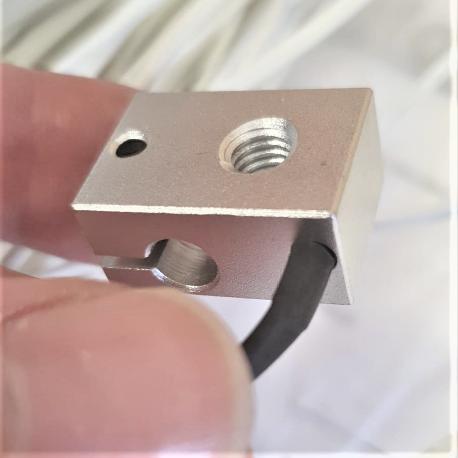 Termistor Cilíndrico dia 2.90mm, 100k HT-NTC B3950