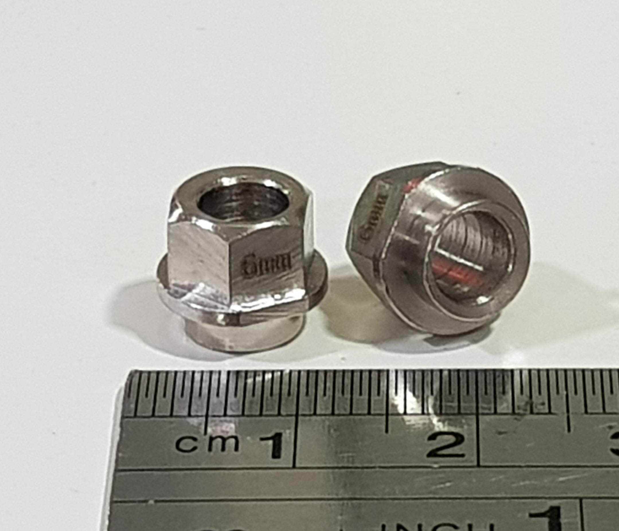 Espaçador Excêntrico em alumínio 5.2x8x8.3