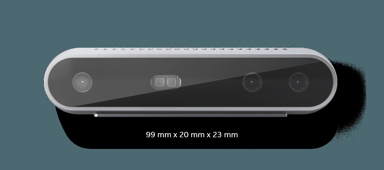 Intel® RealSense™ D415 - Camera de Profundidade
